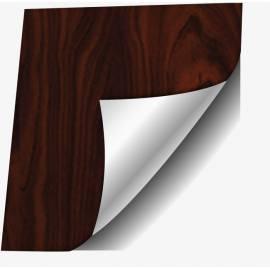 Самозалепващо фолио, тъмно дърво, 67,5х200 см