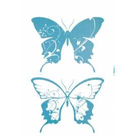 Декоративен стикер Farfalle, 2 части, 50х70 см