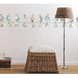 Декоративен стикер Komar Doves, 3 части, 50х70 см