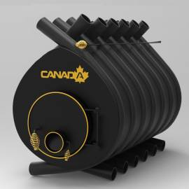 Imagén: Печка на дърва Canada 05 - classic - до 1200 м³