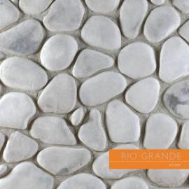 Rio Grande - Silver - декоративен камъk
