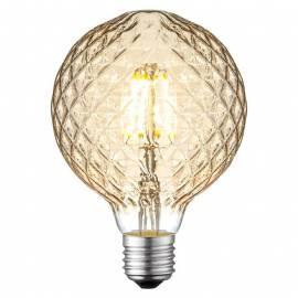 LED крушка Amber Kristall, Е27, 4 W