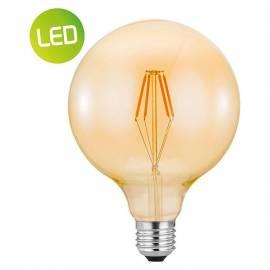 LED крушка Edison, Е27, 4 W, Ø12,5 см