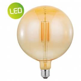 LED крушка Edison, Е27, 4 W, Ø18 см