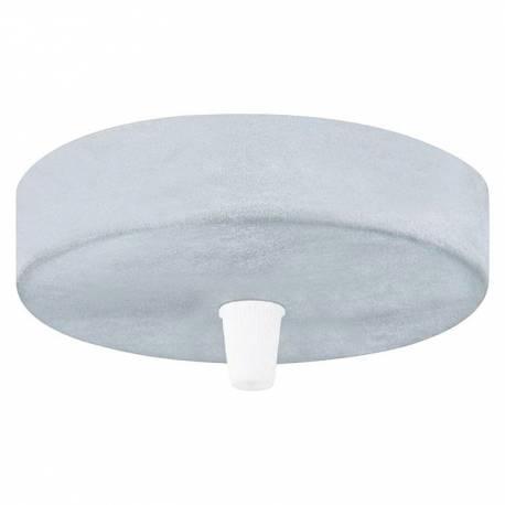 Таванна розетка за пендел Metal, бетон