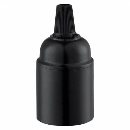 Фасонка Classic, черна, E27