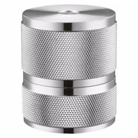 Фасонка Metal, стомана мат, E27