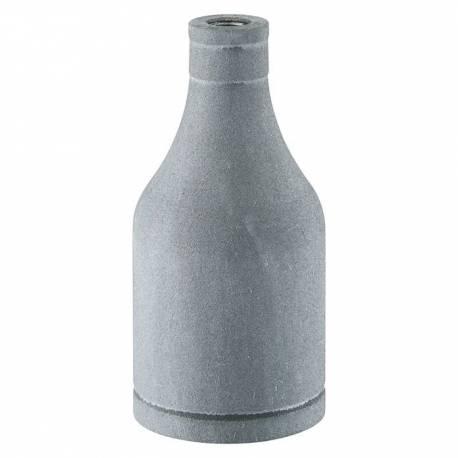 Фасонка Metall, бетонно-сива, E27