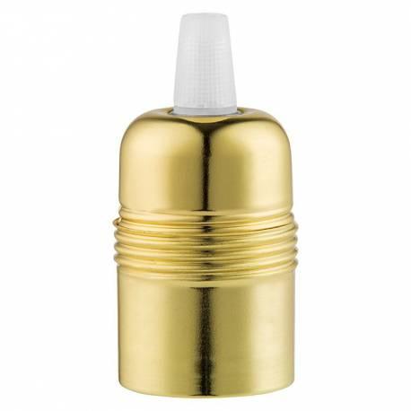 Фасонка Shine, златиста, E27