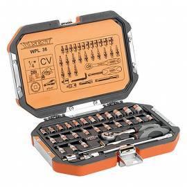 Куфар с инструменти, 36 части
