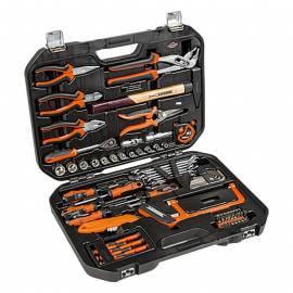 Куфар с инструменти, 81 части