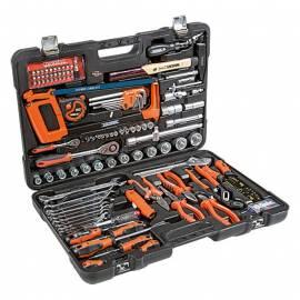 Куфар с инструменти, 105 части