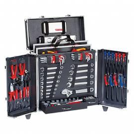 Куфар с инструменти, 136 части