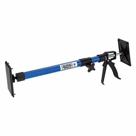 Подпора за монтаж на врати Alpha Tools, 50-115 см