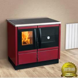 Imagén: Готварска  печка на твърдо гориво Rocky,  12 KW, суха