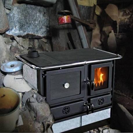 Печка на твърдо гориво с водна риза Thermo MAGNUM - 19 kW