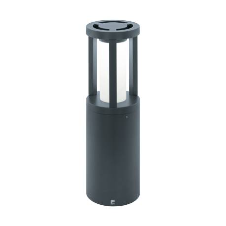 Външна лампа Настолна LED 12W 1000lm H-450 антрацит/бяло GISOLA