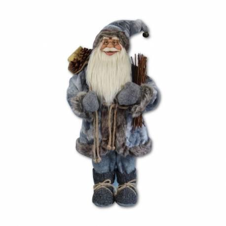 Дядо Коледа - 41 см, червен