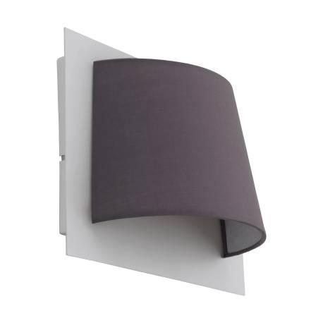 Аплик LED 1х5,4W 410lm бяло/сив SERRAVALLE