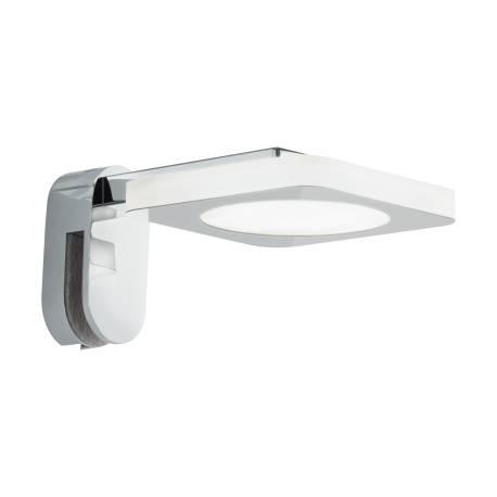 Аплик LED 1x4,5W 420lm IP44 хром/Плафон CABUS