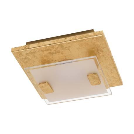 Аплик LED 1x2,5W 180lm златно сат./прозрачна VICARO 1