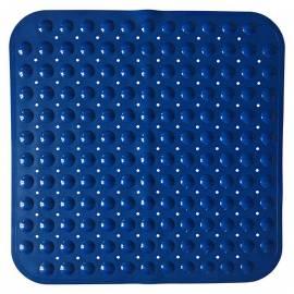Постелка за душ Bubble, 54х54 см, синя