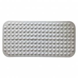Постелка за вана Bubble, 78x38 см, бяла