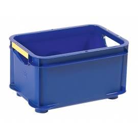 Кутия за съхранение Combi, за подреждане една върху друга, синя, 6 л
