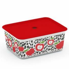 Кутия за съхранение Chic Box Style M, с капак, 5,5 л