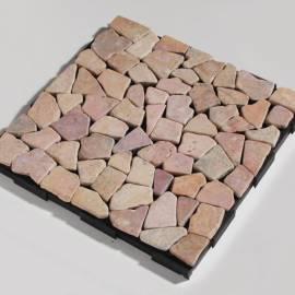 Плочка от камъчета - клик система