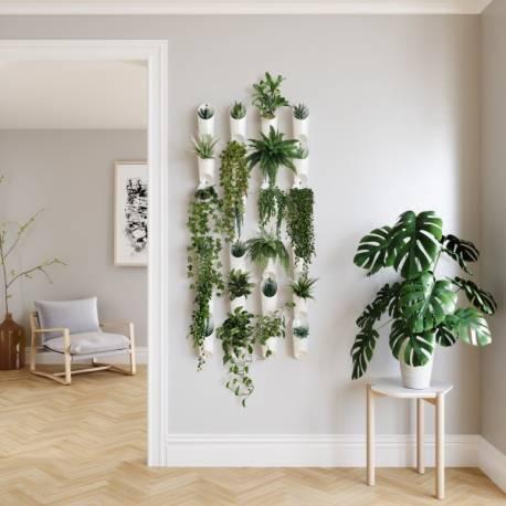 Декорация за стена - комплект от 3 части
