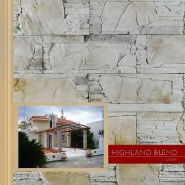 Highland Blend - Silver - декоративен облицовъчен камък
