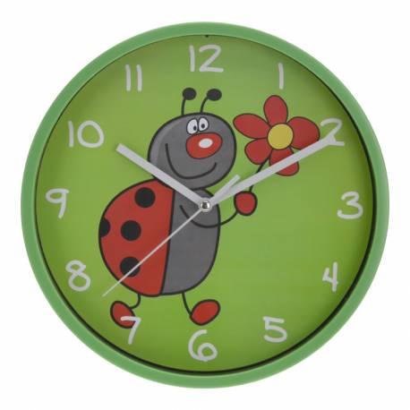 Стенен часовник 23 см - детски