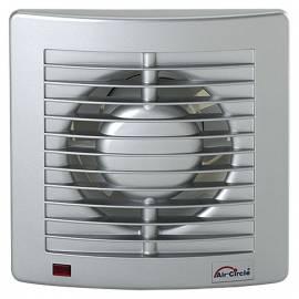 Вентилатор, Ø100 мм, сив, IPX4