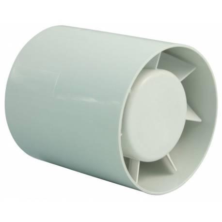 Тръбен вентилатор Classic C10 MC 100 E, Ø100 мм, бял