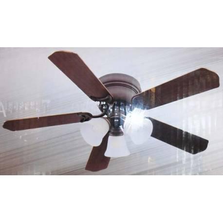Вентилатор Гренада - 106 см, 5 перки, осветление