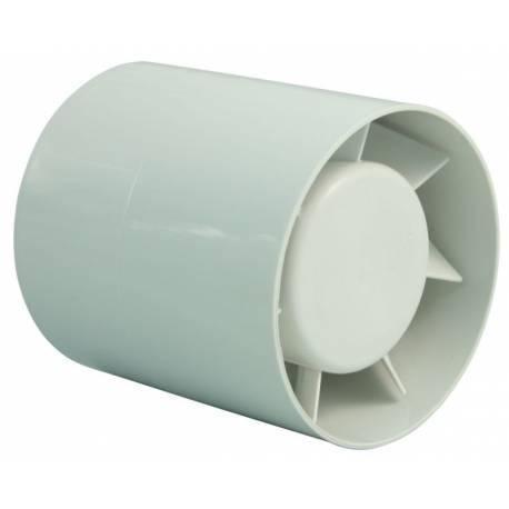 Тръбен вентилатор Classic C20 MC 125 E, Ø125 мм, бял