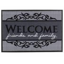 Изтривалка Welcome, 39х58 см, сива