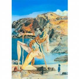 Картина Le spectre de sex-appeal - Salvador Dali, 47,5x61,5 см