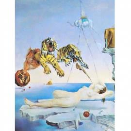Картина Reve cause...I d'une abeille - Salvador Dali, 21x26,5 см