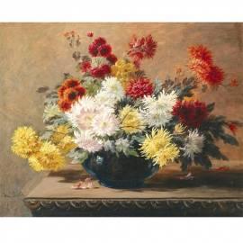 Imagén: Картина Astern in Vase - Paul Biva, 40x50 см