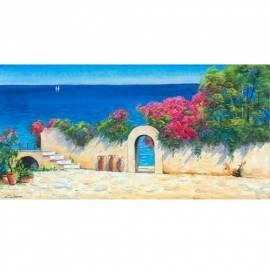 Картина Aia Fiorita - Giberna, 25x50 см