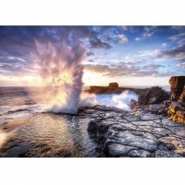 Imagén: Картина Изригване, 75x115 см
