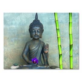Картина Буда, дигитален печат, 90х120 см
