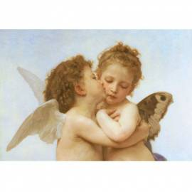 Картина Articolare - Bouguereau, 19,5x26,5 см