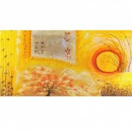Картина Iroko - Gianola, 25x50 см
