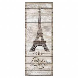 Картина Paris, 30х80 см