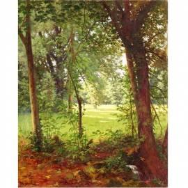 Imagén: Картина Forest - Henri Biva, 40x50 см