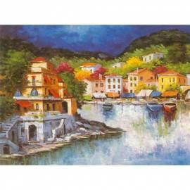 Картина Riviera Sorrentina-ovest - Gianola, 35x50 см