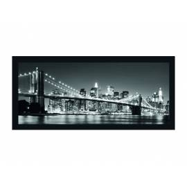 Imagén: Рамкирана картина Бруклински мост, 50х124 см